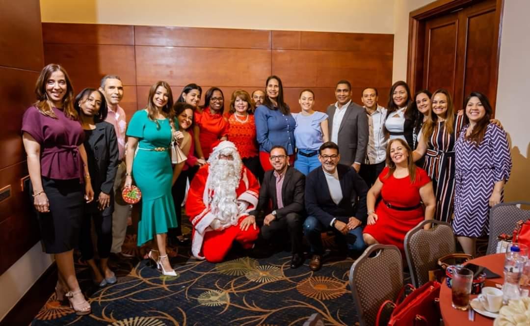 Fiesta de Navidad y Elecciones de Nueva Directiva 2020-2021 Adocoaching