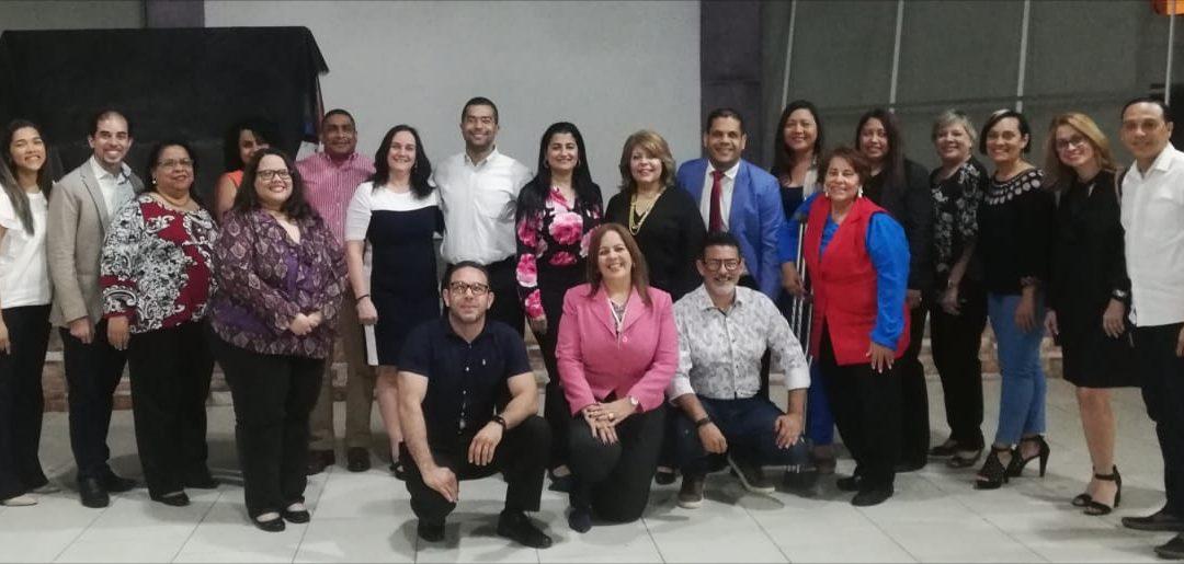Reencuentro de coaches por el día de la amistad y presentación de la nueva directiva y planes 2020